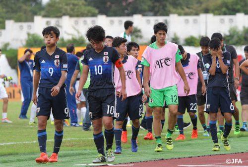 ●世界大会を前に大きな宿題 U16日本、激闘の末の敗戦は「次の試合へのキックオフ」
