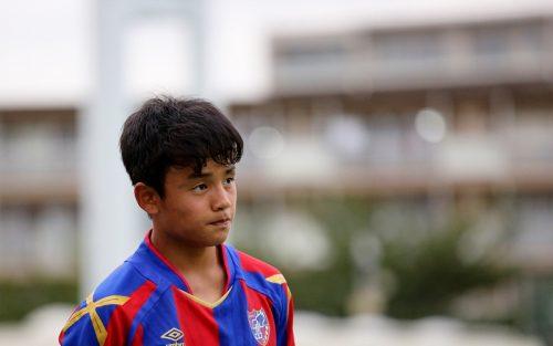 FC東京が久保建英を選手登録 いつまでに出場でJ最年少記録更新?