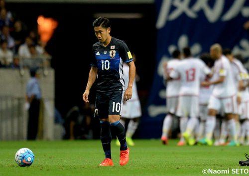 【試合後コメント】アジア杯のリベンジ果たせず 香川、痛恨の敗戦を悔やむも「受け入れるしかない」