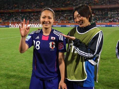 ●栄光の女子W杯優勝メンバー、元なでしこFW丸山桂里奈が現役引退