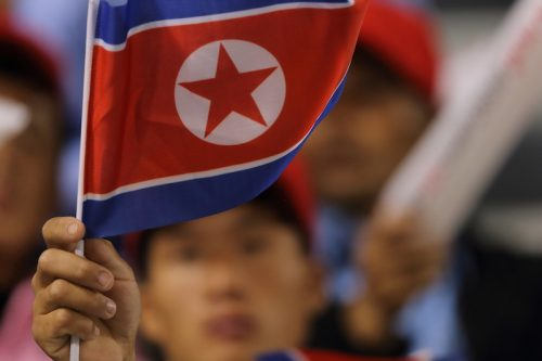 """●2位抜けを狙った? U16北朝鮮、相手GKに""""不可解なゴール""""許す"""