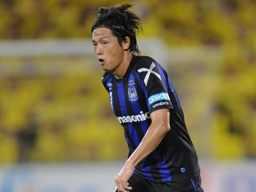 ●G大阪MF遠藤保仁、新潟戦でJ1通算100ゴールを達成 史上13人目