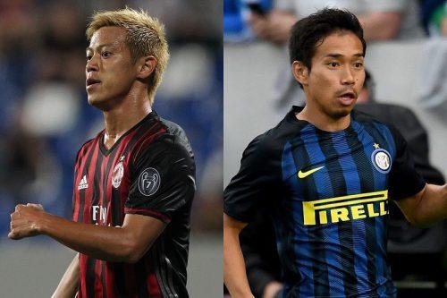 ●伊紙がセリエA全選手の年俸を公表 本田はミランで3位、長友はインテルで21位