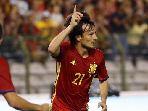 ●後半に怒涛の7ゴール! 新生スペイン代表がW杯予選で好スタート