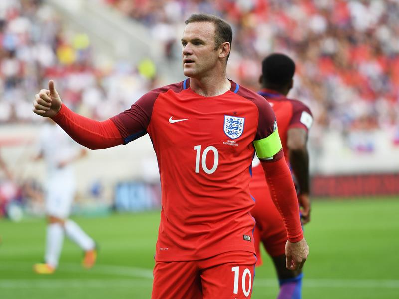 キャプテンを務めたルーニー [写真]=The FA via Getty Images
