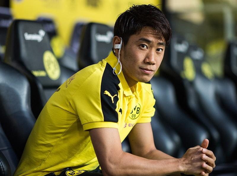 香川はこの試合でも先発出場を果たせなかった [写真]=Getty Images