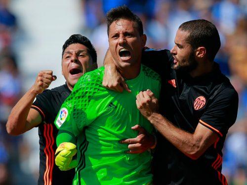 ●驚異のセーブ率44%! バレンシア守護神、PK阻止数リーガ歴代トップに