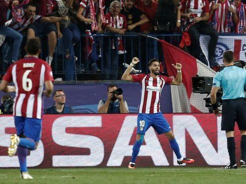 ●アトレティコが昨季のリベンジ許さず カラスコの決勝点でバイエルンとの死闘を制す