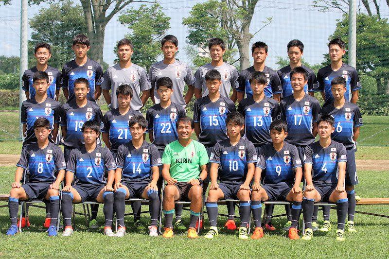 U-16日本代表