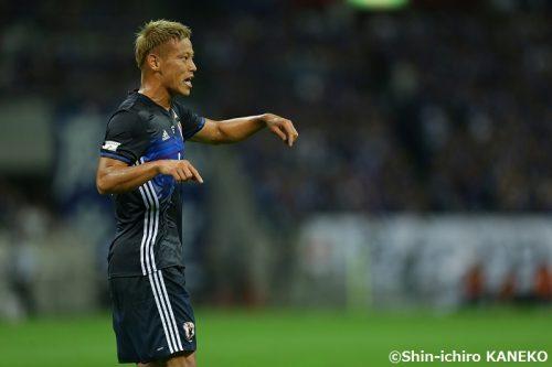 【試合後コメント】「最悪」と敗戦を振り返った本田、切り替えを強調「全勝しに行く気持ちで」