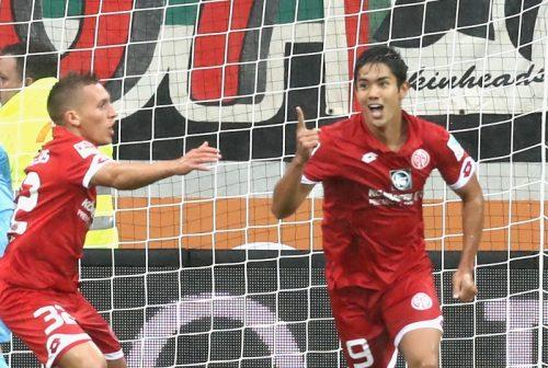 ●今季2ゴール目挙げた武藤、完全復活へ「全てのプレーを高めていかないと」
