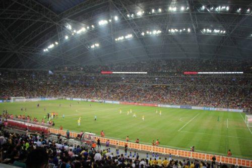 タイW杯予選、シンガポールで代替開催か