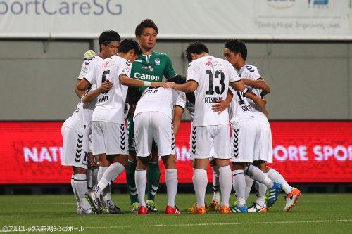 ●初優勝が懸かるアルビ新潟Sがウォーリアーズに敗れて4敗目 リーグ戦は残り3節