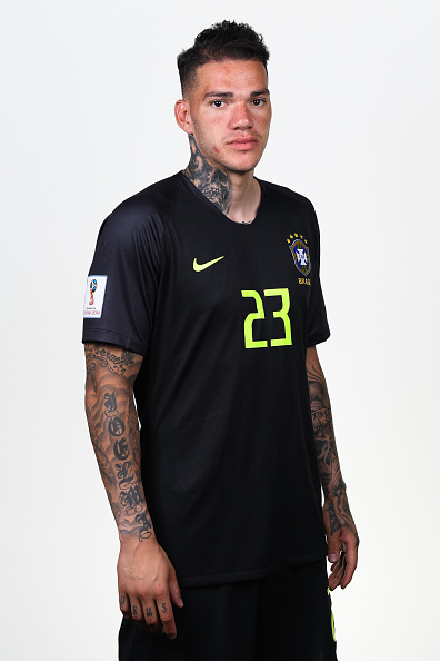 エデルソン(ブラジル代表)のプロフィール画像