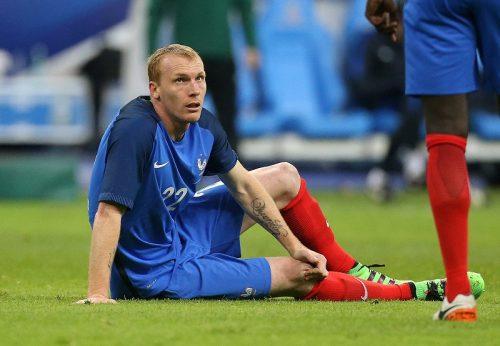 ●出場わずか5試合 DFマチューが仏代表引退を表明、W杯予選招集も辞退