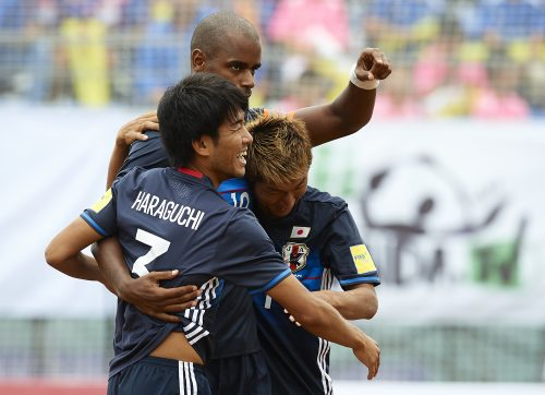 ブラジル・UAE遠征のビーチサッカー日本代表発表 18日トレーニング開始