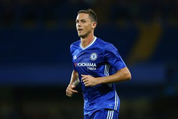 LONDON, ENGLAND - AUGUST 23: Nemanja Matic of Chelsea during the EFL Cup match between Chelsea and Bristol Rovers at Stamford Bridge on August 23, 2016 in London, England. (Photo by Catherine Ivill - AMA/Getty Images)