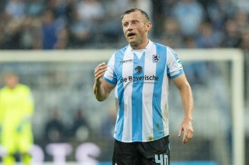 Muenchen, Deutschland, 16.09.2016, 2. Bundesliga 5. Spieltag, TSV 1860 Muenchen - 1. FC Union Berlin, Ivica Olic (TSV)   (Photo by TF-Images/Getty Images)