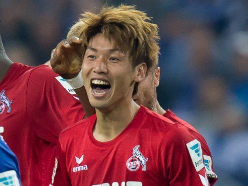 ●今季好スタートの大迫勇也、ケルンとの契約を延長! 2020年6月末まで
