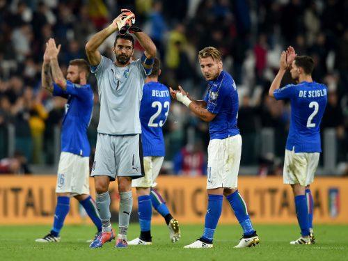 ●スペインとドローのイタリア W杯とユーロ予選で10年・52試合負けなし