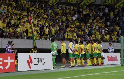 J1昇格が絶望的な千葉、選手の行動を謝罪 試合後にサポーターと口論