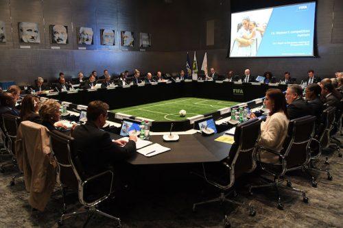 FIFA、理事会でW杯出場枠拡大案を協議 熊本地震への支援も承認