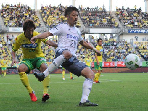 【コラム】献身プレーと今季11発目で快勝の立役者に 松本FW高崎寛之、J1復帰へ「山雅らしいサッカーを」