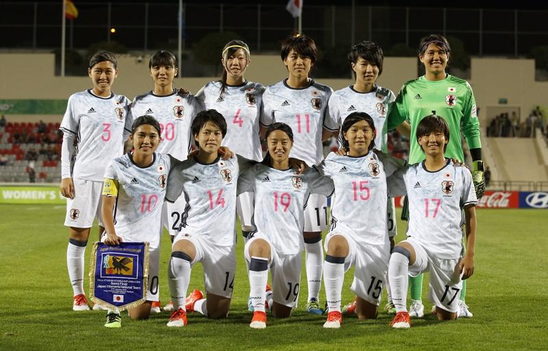 リトルなでしこ U-17日本女子代表