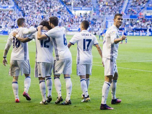 ●レアル・マドリード、欧州5大リーグで唯一の今季公式戦無敗チームに
