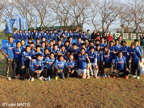 ●2トップ揃い踏みの東京国際大、2試合残して関東2部制覇 14年以来の1部復帰
