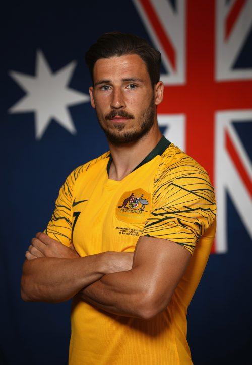マシュー・レッキー(オーストラリア代表)のプロフィール画像