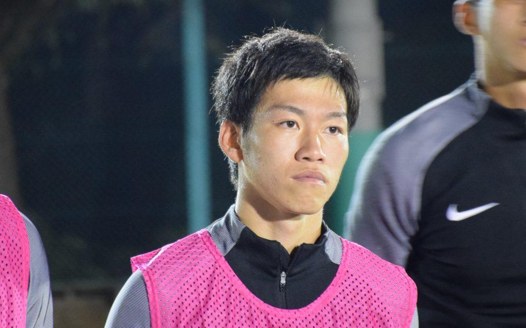 来季のG大阪加入が内定している高宇洋はオリベイラコーチについて「コーチ自身がコミュニケーション力が高い人だなと思いました」と語った