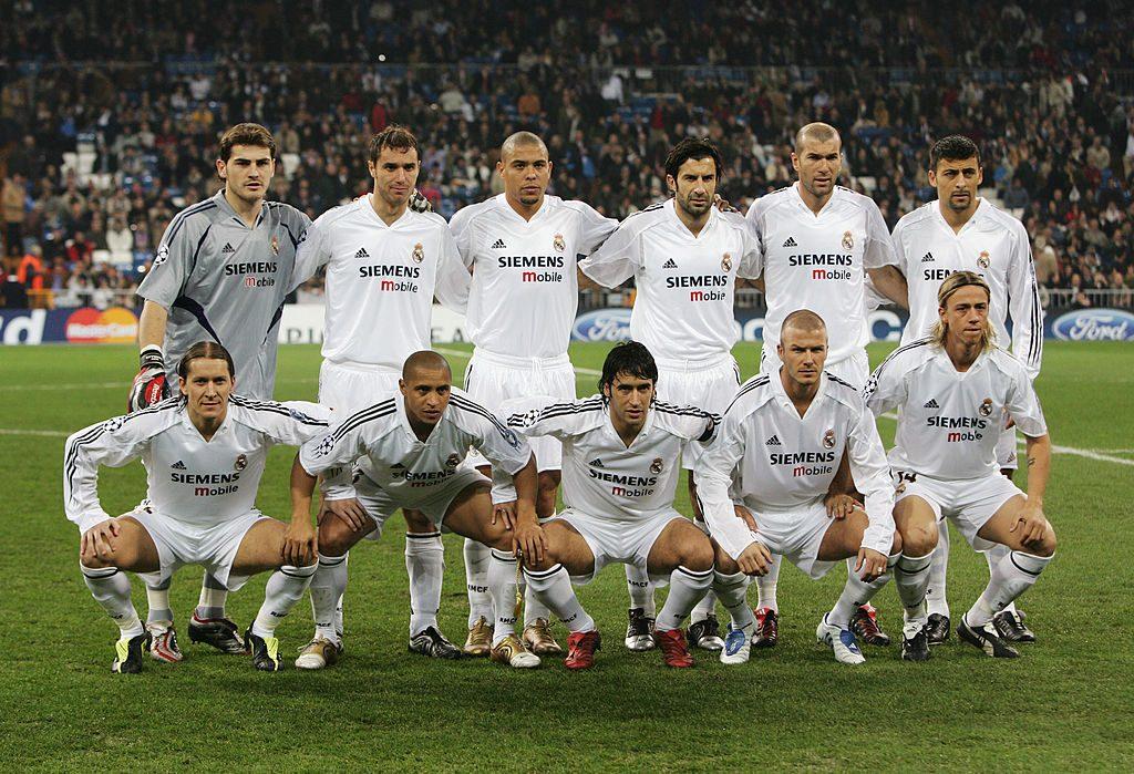 Real Madrid v Bayer Leverkusen