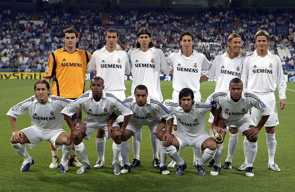 Real Madrid v Olympiakos