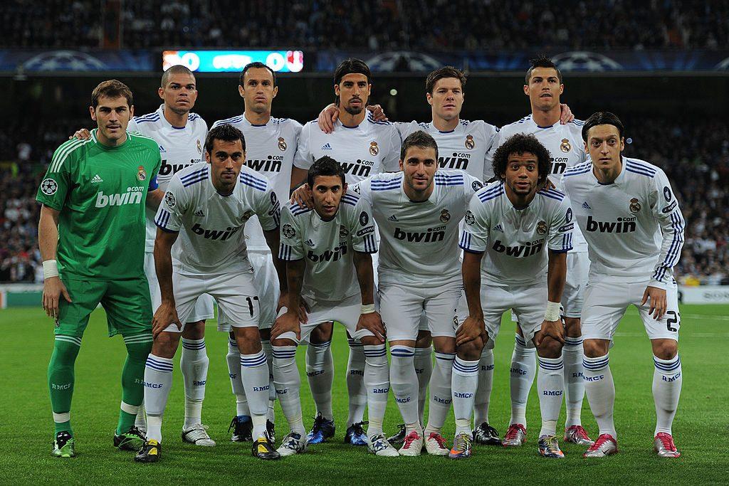 Real Madrid v AC Milan - UEFA Champions League
