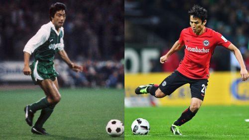 ●長谷部誠、奥寺康彦の記録までカウントダウン、日本人のブンデス最多出場記録まであと10試合