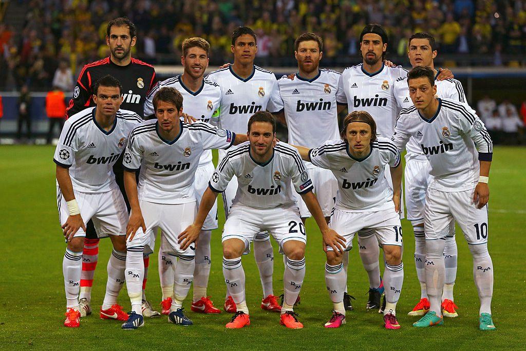 Borussia Dortmund v Real Madrid - UEFA Champions League Semi Final: First Leg