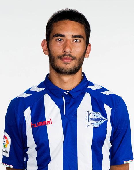 Spain - La Liga Santander 2016-2017 /  ( Deportivo Alaves ) -  Einar Galilea Azaceta