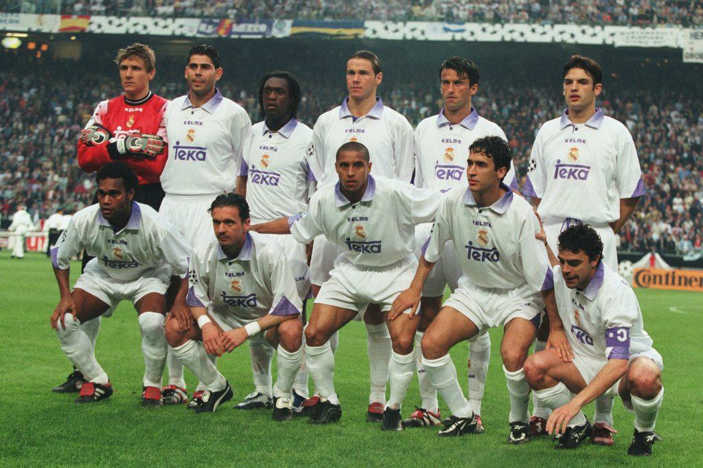 Real Madrid v Juventus