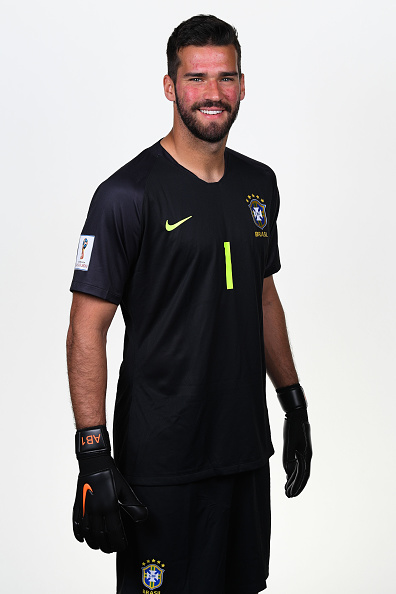 アリソン(ブラジル代表)のプロフィール画像