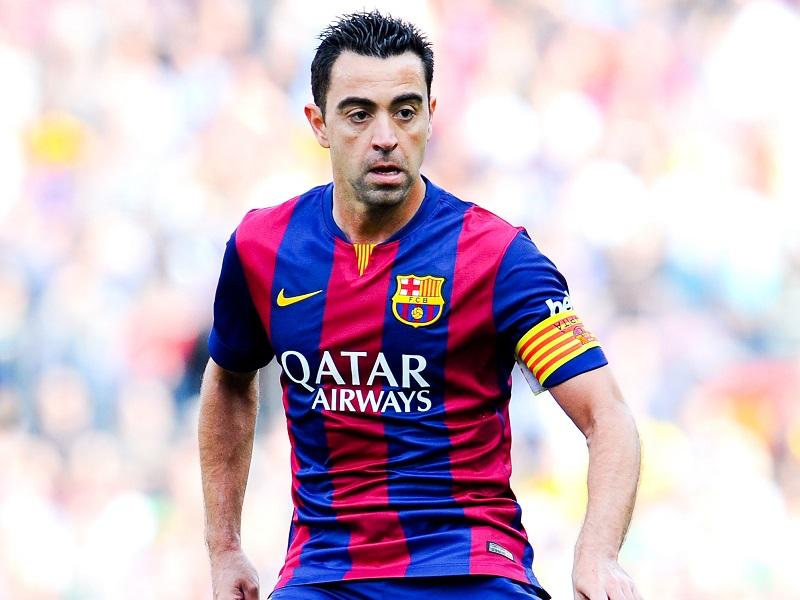 かつてバルセロナでプレーしていたMFシャビ [写真]=Getty Images
