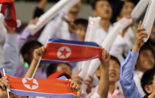 "●Uー16北朝鮮代表GK、下手な""小芝居""で1年間の出場停止処分を受ける"