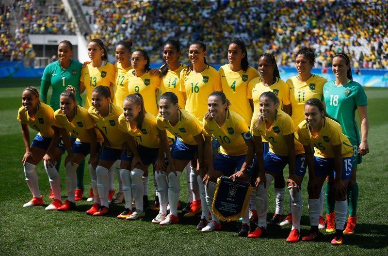 ブラジル女子代表