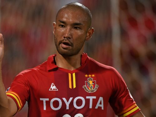 ●名古屋FW川又堅碁、磐田へ完全移籍「勝利に貢献できるゴールを」
