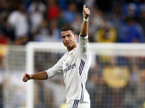 ●レアル、C・ロナウドとの契約延長を正式発表 2021年6月まで
