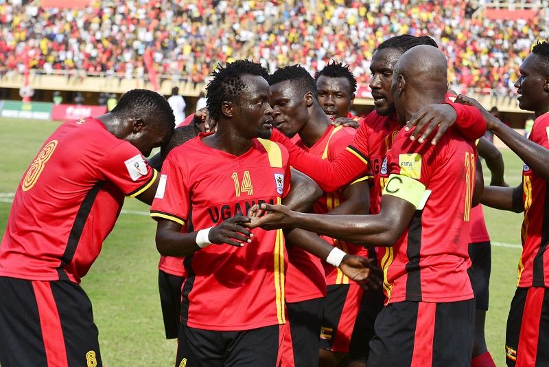 コンゴ共和国を下したウガンダ [写真]=Getty Images
