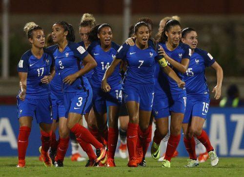 ●ヤングなでしこ、準決勝の相手はフランスに…アメリカもベスト4進出