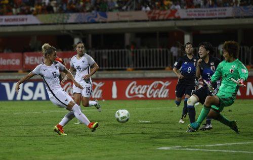 ●ヤングなでしこ、3位決定戦の相手はアメリカ…決勝はフランスと北朝鮮