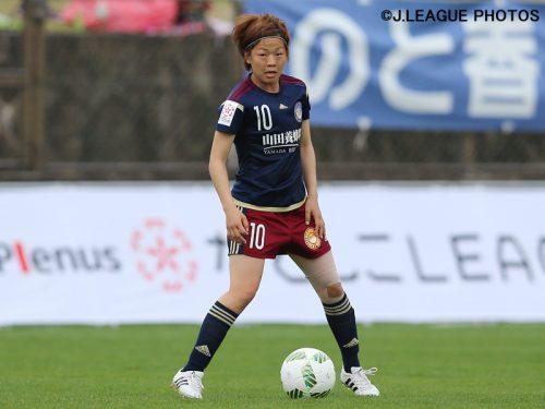 ●宮間あや、岡山湯郷との契約満了 「サッカーに恩返ししていける道を探す」