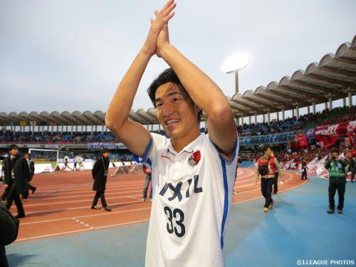 ●殊勲のヒーロー・鹿島FW金崎、決勝進出は「石井さん中心にチームがまとまった結果」